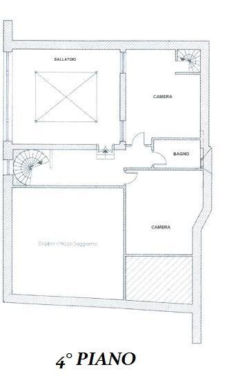 plan fourth floor