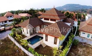 4 bedroom Villa in Phuket, Kamala