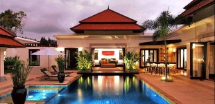 4 bed Villa for sale in Phuket, Laguna