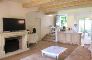 1 bed Ground Flat in Provence-Alps-Cote...