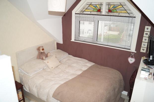 SC Flat - Bedroom