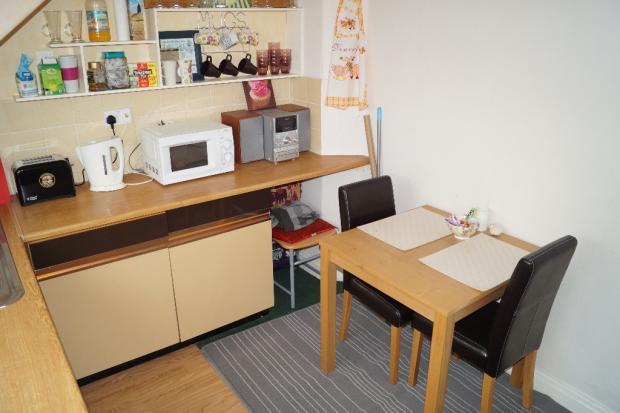 SC Flat - Kitchen