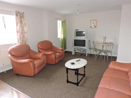Flat 34b lounge