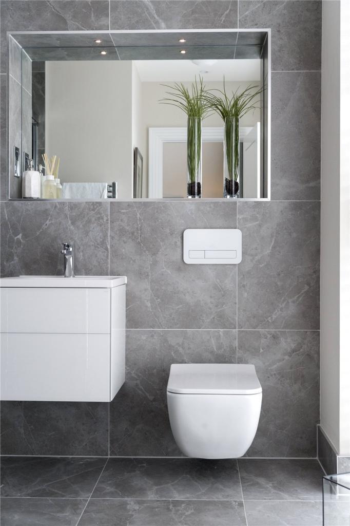 Taplow Riverside,Bathroom detail