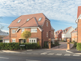 David Wilson Homes North Thames, Birchwood Grange
