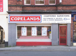 Copelands, Chesterfield - Lettingsbranch details