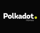 Polkadot Homes, Huntingdon logo