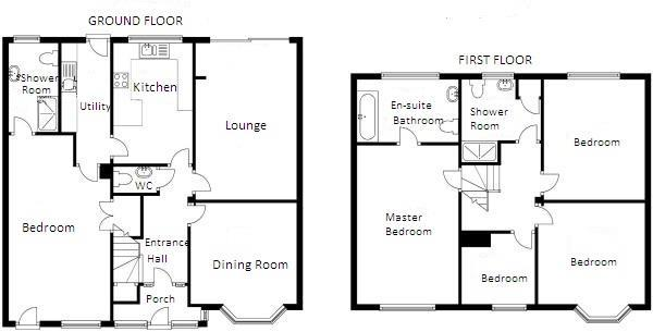 Floor Plan - Heath F