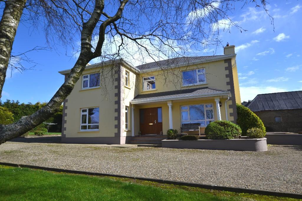Detached home in Ballygarrett, Wexford