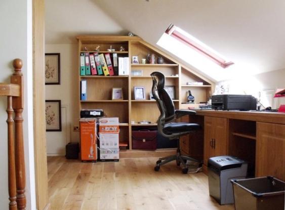 Bedroom Three-Study