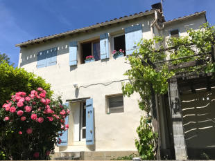 3 bedroom Village House for sale in Cahuzac, Aude...