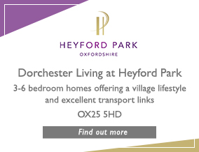 Get brand editions for Dorchester Living, Heyford Park