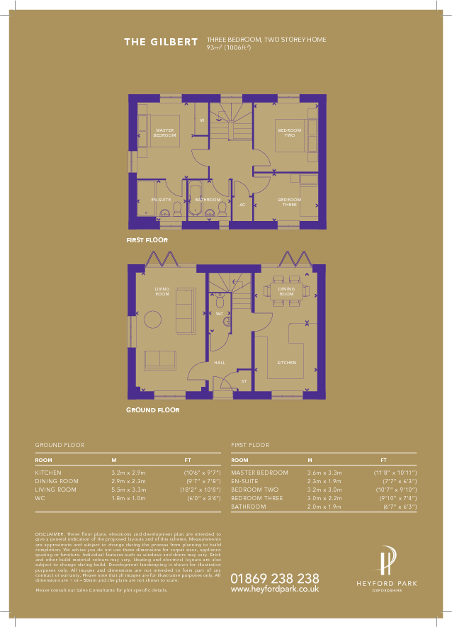 Gilbert Floor Plan