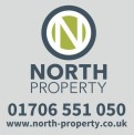 North Property, Lancashire branch logo