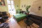 Studio flat in District V, Budapest