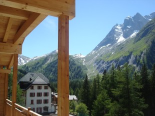 1 bed new Apartment in Valais, Orsi�res