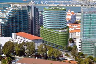 Penthouse in Ocean Village Marina...
