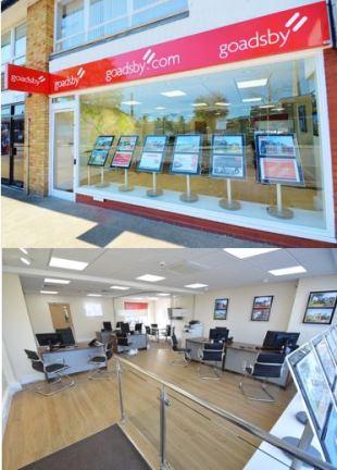 Goadsby, Park Gate Southampton - Salesbranch details