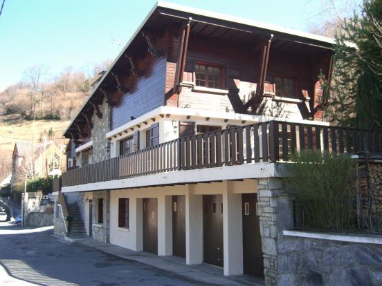 Pyrenean Ski Chalet