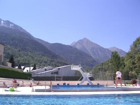 St Lary Pool