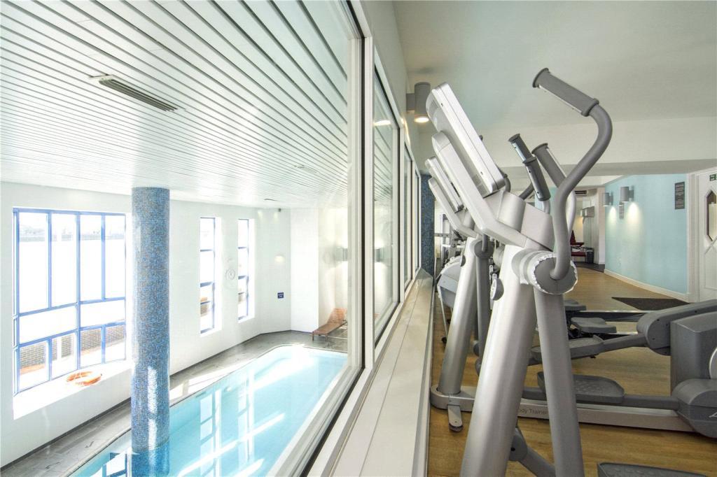 Gym/Swimming Pool