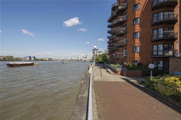 Exterior/ River View