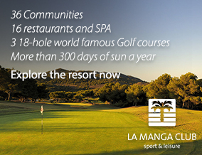Get brand editions for Inmogolf S.L, La Manga Club, Costa Calida