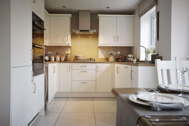 Tetbury kitchen