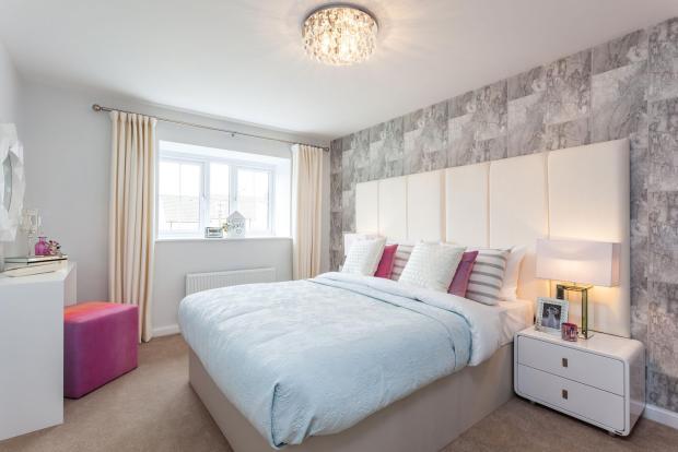 Tetbury double bedroom