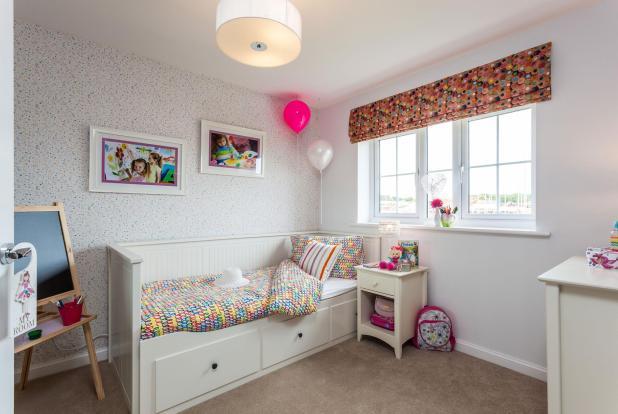 Tetbury single bedroom