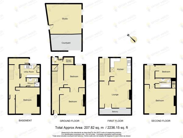 Floorplan for 1 Mari
