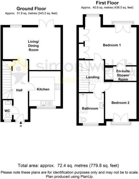 Floor Plan - 5 Crick