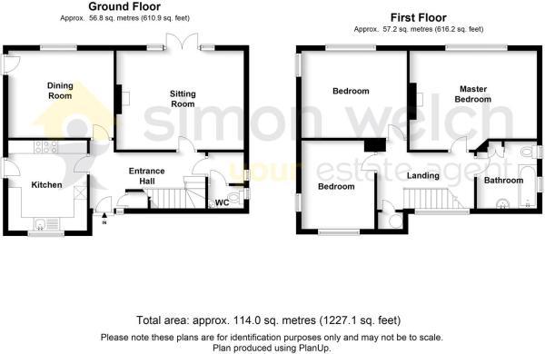 Floor Plan - 27 Down