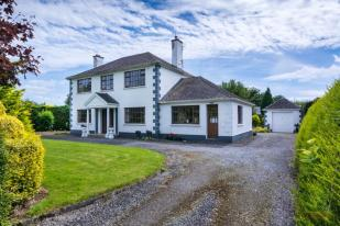 4 bed Detached property for sale in Ballycumber, Tullamore...