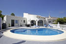 4 bed Chalet in Cumbre Del Sol, Alicante...
