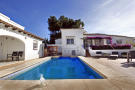 8 bed Chalet in Calpe, Alicante, Spain