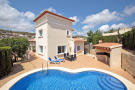 3 bedroom Chalet in Calpe, Alicante, Spain