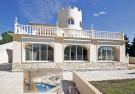 4 bedroom Chalet in Calpe, Alicante, Spain