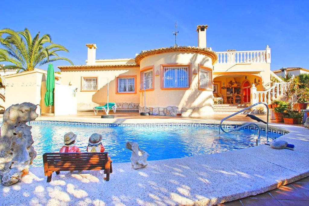 Calpe Villa for sale