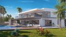 new development in Moraira, Alicante...