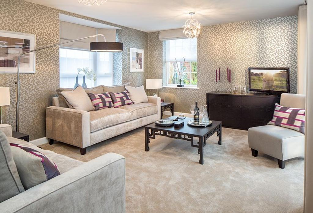Sandbrook Park Show Home Interior