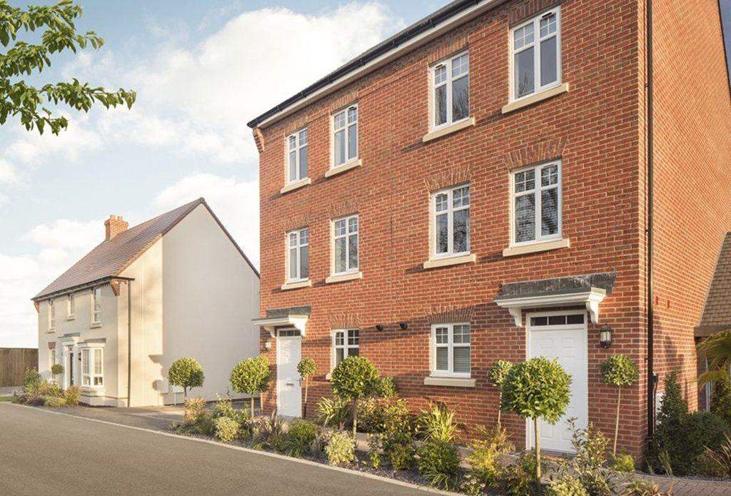 Sandbrook Park Show Homes