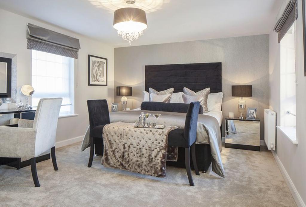 Sandbrook Park Carinsgton Show Home Master Bedroom