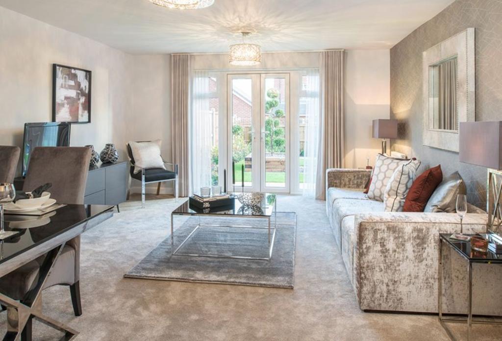 Coledale Show Home Lounge/Dining