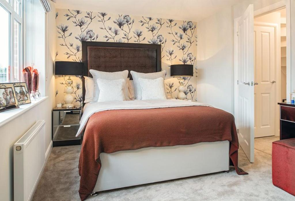 Coledale Show Home Bedroom