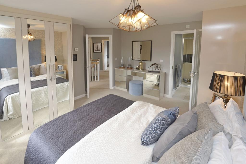 Previous Ashtree Show Home Bedroom