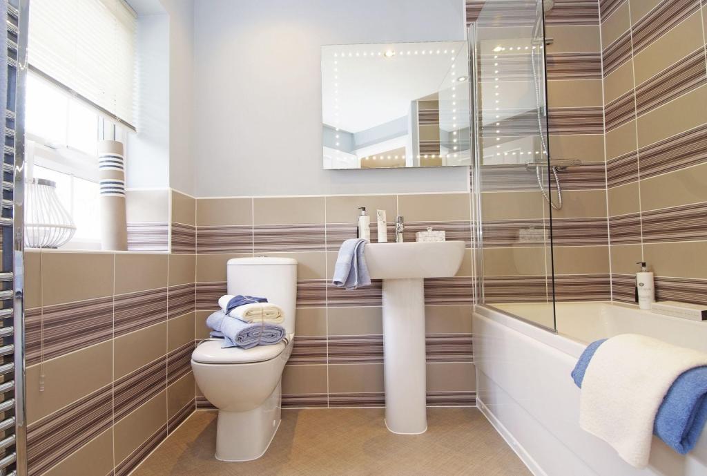 Previous Ashtree Show Home Bathroom