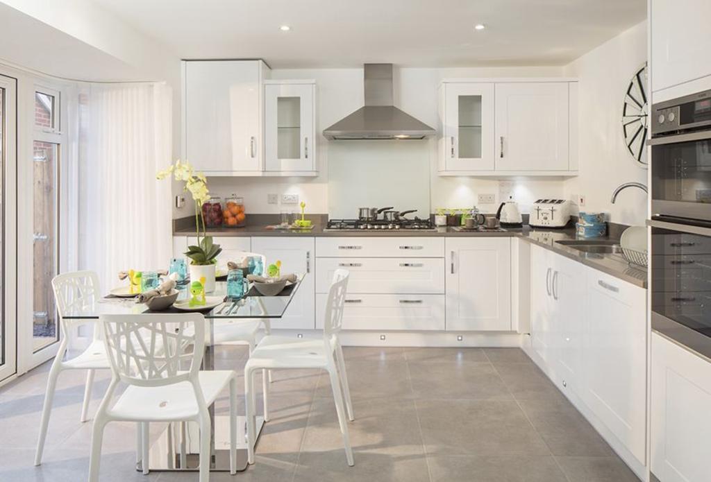Carsington Show Home Kitchen / Breakfast Room