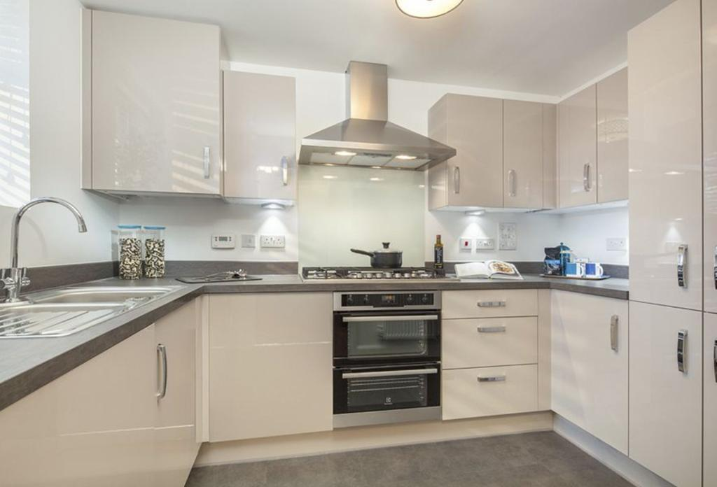 Coledale Show Home Kitchen