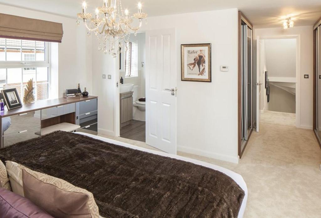 Similar David Wilson Show Home Master Bedroom